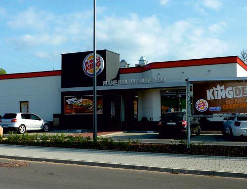 Burger King Restaurant Bad Hersfeld