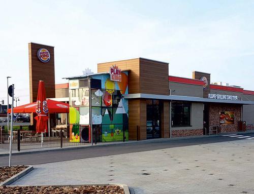 Burger King Restaurant Hohenwarsleben