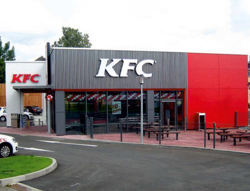 KFC Restaurant Hof