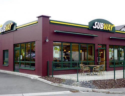 Subway Restaurant Kirchheim